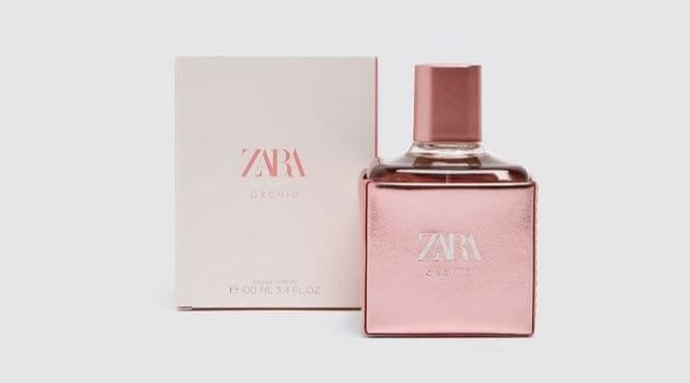 Zara Orchid Parfüm